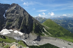 View from le Nid d\'Aigle I