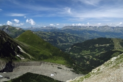 View from le Nid d\'Aigle III