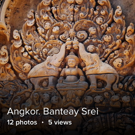 Angkor. Banteay Srei