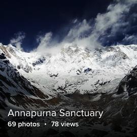 Annapurna Sanactuary