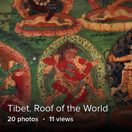 Tibet. Roof of the World